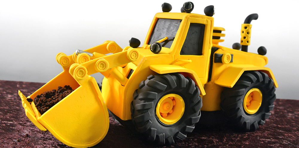 BILLY AND THE BULLDOZER