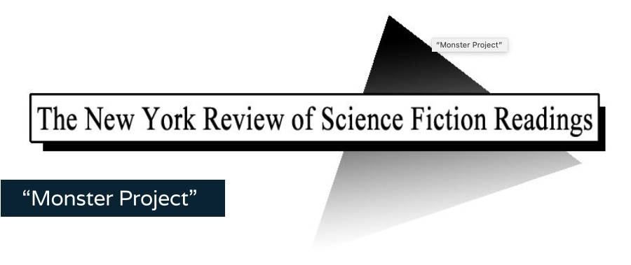 NY Review of Science Fiction